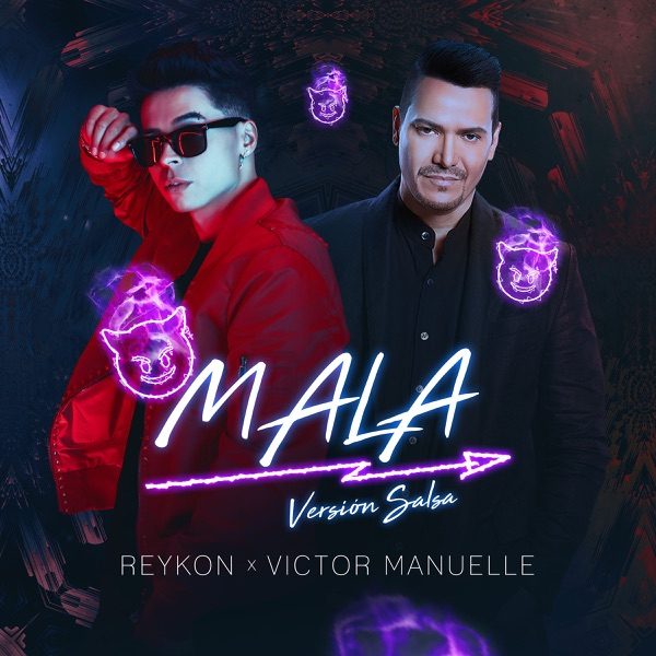 Mala (feat. Victor Manuelle) [Salsa Remix] - Single