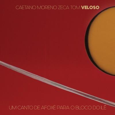 Um Canto De Afoxé Para O Bloco Do Ilê (Ao Vivo) [feat. Zeca Veloso] - Single - Caetano Veloso