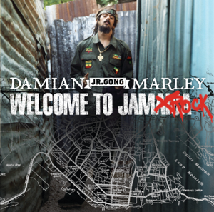 "Damian ""Jr. Gong"" Marley - Welcome to Jamrock"