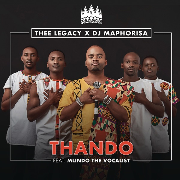 Thando (feat. Mlindo The Vocalist) - Single