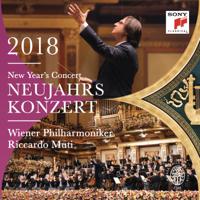 Riccardo Muti & Wiener Philharmoniker - Neujahrskonzert 2018 (New Year's Concert 2018) [Live] artwork