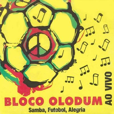 Bloco Olodum: Samba, Futebol, Alegria (Ao Vivo) - Olodum