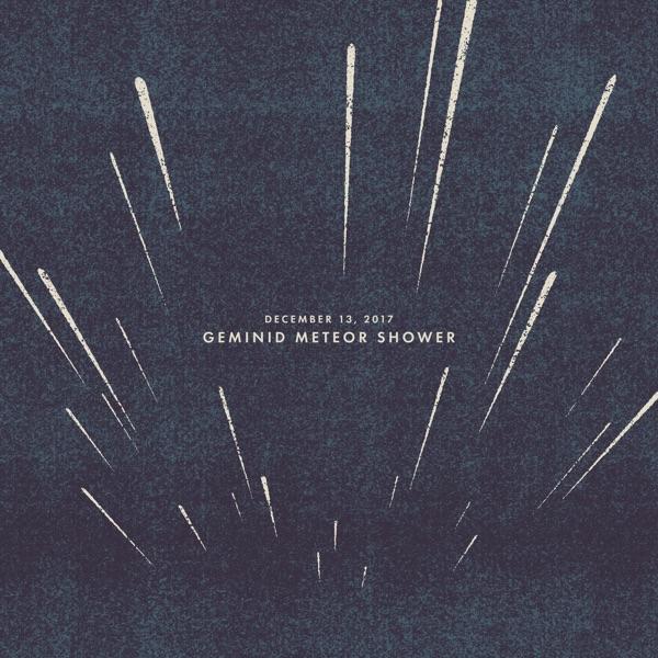 December 13, 2017: Geminid Meteor Shower - Single