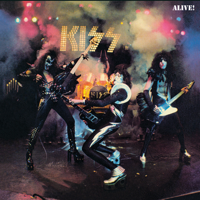 Kiss - Alive! artwork