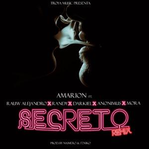 Secreto (feat. Rauw Alejandro, Randy, Darkiel, Anonimus & Mora) [Remix] - Single Mp3 Download