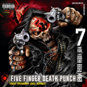 Blue On Black-Five Finger Death Punch