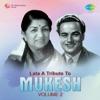 Lata a Tribute to Mukesh Vol 2