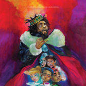 J. Cole - KOD  artwork