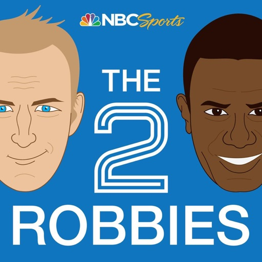 Cover image of The 2 Robbies