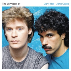 View album The Very Best of Daryl Hall & John Oates (Remastered)