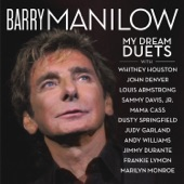 Barry Manilow - Sunshine On My Shoulders