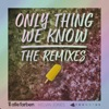 Only Thing We Know The Remixes Single