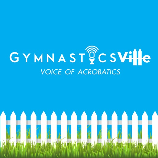 Cover image of GymnasticsVille Podcast