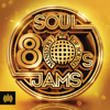 Various Artists - 80s Soul Jams - Ministry of Sound artwork