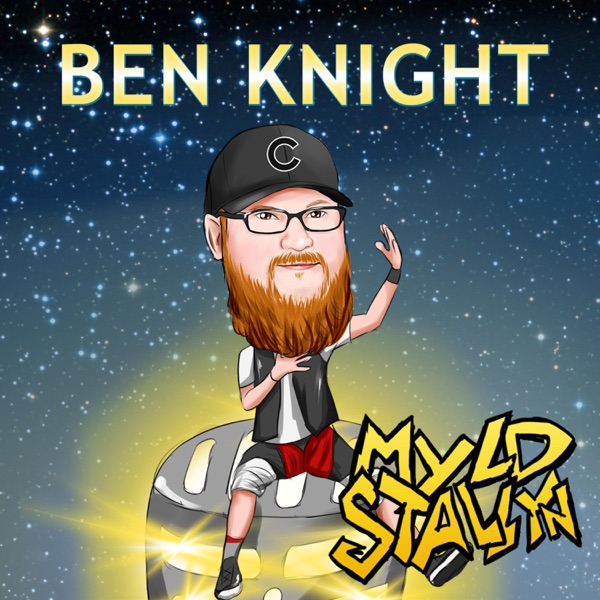 Ben Knight - The Lighter Side Of The Dark Knight
