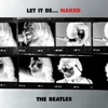 The Beatles - Let It Be artwork
