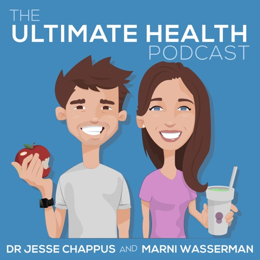 Cover image of The Ultimate Health Podcast