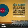 Jörg Maurer - Haben Sie schon mal versucht, sich in einer Supermarktwarteschlange zurückzudrängeln? Grafik