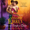 Vivienne Lorret - How to Forget a Duke  artwork