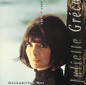 Juliette Gréco - Déshabillez-moi