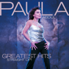 Paula Abdul - Greatest Hits - Straight Up!  artwork