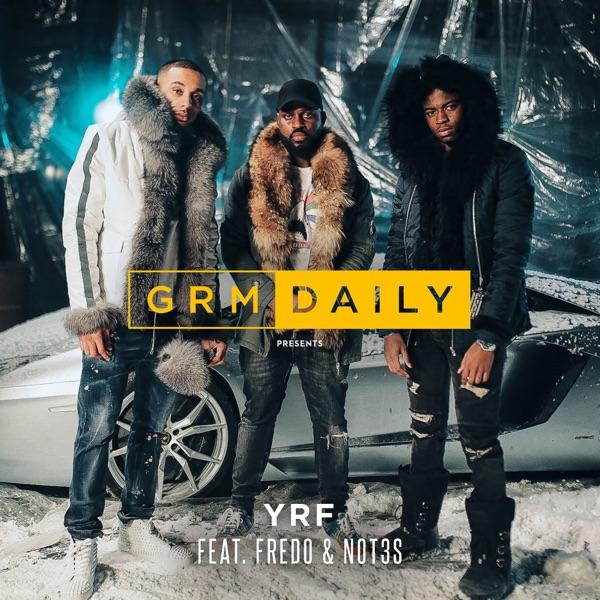 YRF (feat. Fredo & Not3s) - Single