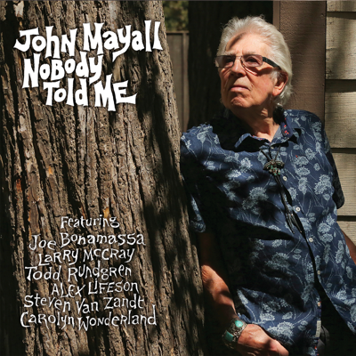 That's What Love Will Make You Do (feat. Todd Rundgren) - John Mayall song