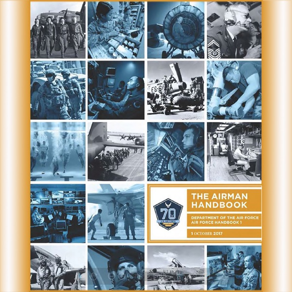 Air Force Handbook 1 Enlisted Study Guide