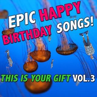 Epic Happy Birthdays on Apple Music