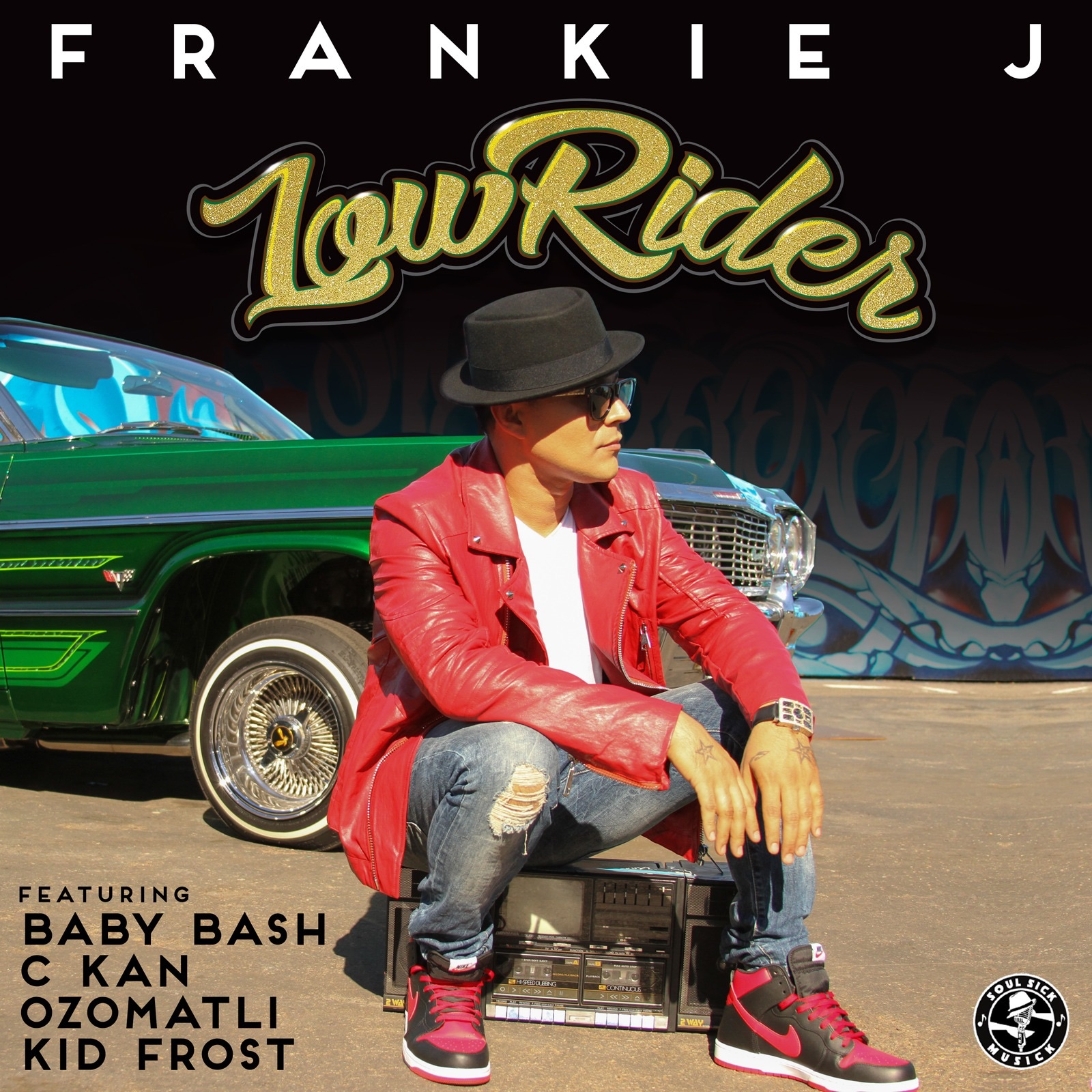 Lowrider (feat. Baby Bash, C Kan, Ozomatli & Kid Frost) - Single