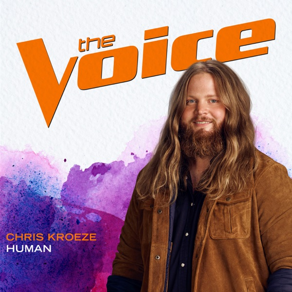 Human (The Voice Performance) - Single
