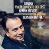 Brahms: Violin Concerto - Henryk Szeryng, Royal Concertgebouw Orchestra & Bernard Haitink