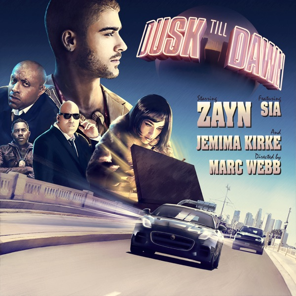 Cover art for Dusk Till Dawn