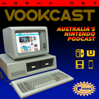The Vookcast - Australia's Nintendo Podcast podcast