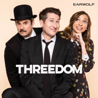 Podcast cover art for Threedom