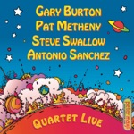 Gary Burton, Pat Metheny, Steve Swallow & Antonio Sanchez - B and G (Midwestern Night's Dream)