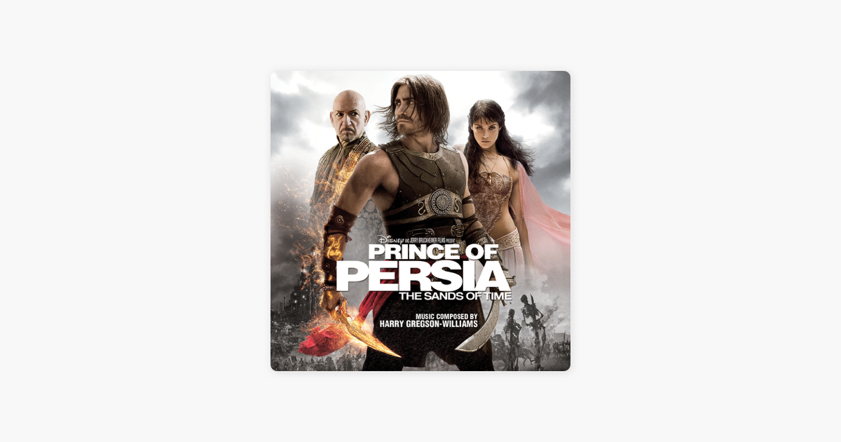 Prince Of Persia The Sands Of Time Soundtrack From The Motion