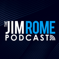 Podcast cover art for The Jim Rome Podcast