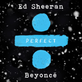 Perfect Duet (with Beyoncé) - Ed Sheeran Cover Art