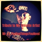 Mr J's FindingThingsYouNeed - Tribute to My Favorite Artist