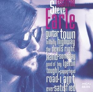 Essential Steve Earle