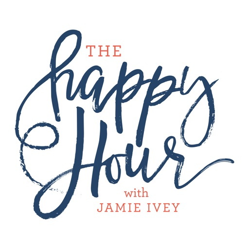 Cover image of The Happy Hour with Jamie Ivey