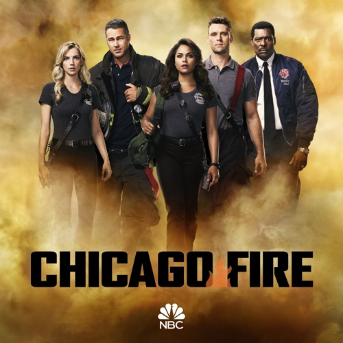 Chicago Fire, Season 6 poster