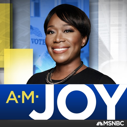 Cover image of AM Joy on MSNBC