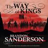 Brandon Sanderson - The Way of Kings bild