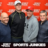 Image of The Sports Junkies podcast