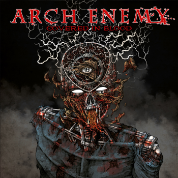 Arch Enemy Covered In Blood music review