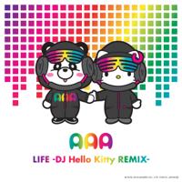 AAA - LIFE (DJ Hello Kitty REMIX) artwork
