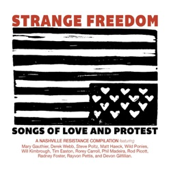 View album Strange Freedom: Songs of Love and Protest