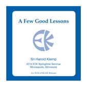 A Few Good Lessons